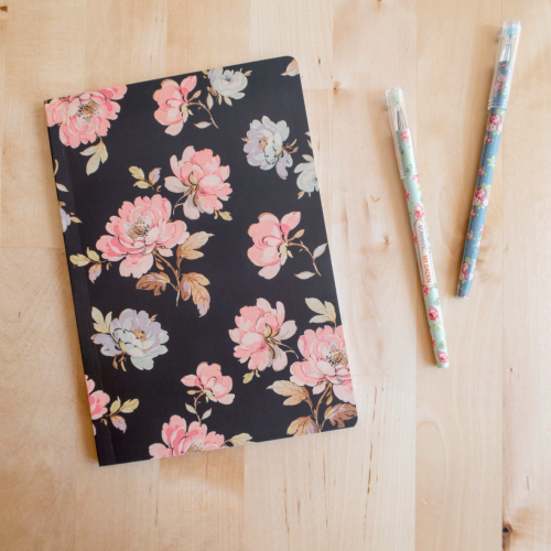 Cuaderno Old Rose A5