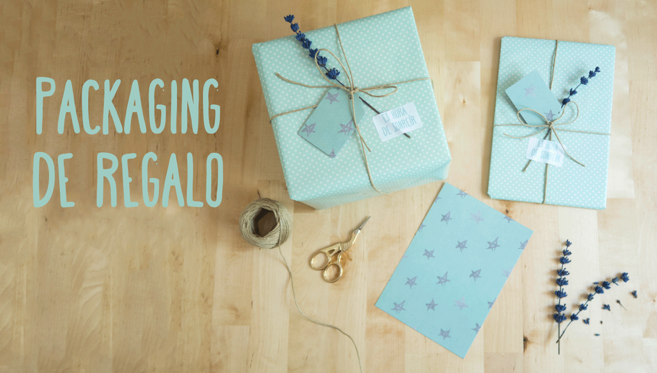 Packaging de regalo